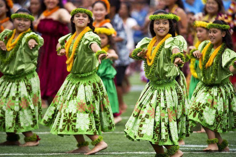 Hawaiian Music and Dance