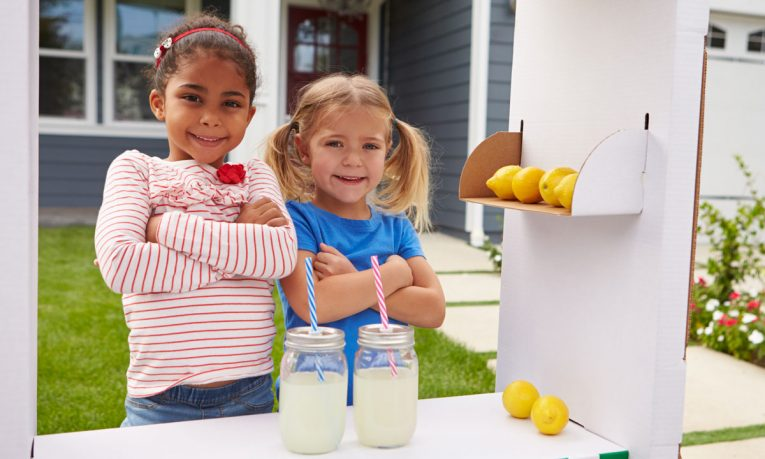 My First Lemonade Stand (1st & 2nd)